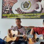 Ketua PWI Tuba  Berharap Musik Klasic Lampung Terus di Lestarikan