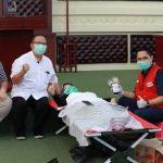 Wagub Chusnunia Ajak ASN Pemprov Lampung Tidak Ragu Berdonor Darah di Tengah Pandemi Covid-19