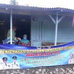 Dampak Covid 19, Masyarakat Desa Dwi Karya Dapat Bantuan Pmerintah