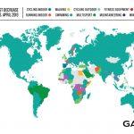 Garmin Teliti Perubahan Aktivitas Fisik Selama Pandemi
