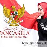 Hari Lahir Pancasila, Ini Kata Jokowi, Ma'ruf Amin, dan Lesty Putri Utami