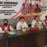 Songsong New Normal, Gugus Tugas Lampung Selatan Gencar Sosialisasi