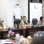 New Normal Segera Disosialisaikan, Gubernur Arinal dan Forkopimda Matangkan SOP Protokol Kesehatan di Sektor Pelayanan Publik