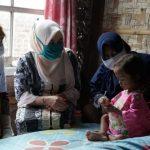 Winarni Kunjungi dan Beri Bantuan Balita Gizi Buruk Dengan Penyakit Penyerta di Karang Anyar