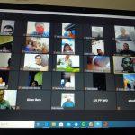 Pengurus Pusat IWO di Tengah Pandemi Covid-19 Kordinasi Melalui Zoom Meeting Secara Virtual Se-Indonesia