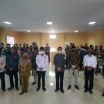 Bawaslu Awasi Pelantikan PPS se-Kota Bandar Lampung