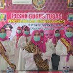 TP PKK Se-Provinsi Lampung Lakukan Halal Bil Halal Secara Virtual