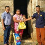 Lagi-Lagi, PD IWO Lampura Salurkan Amanah Komunitas Jum'at Berbagi (KJB)