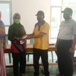 Akhirnya Warga Pekon Banyuurip Kecamatan Wonosobo Mendapatkan Buku Rekening BLT Dana Desa