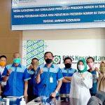 BPJS Kesehatan Cab. Kotabumi Sosialisasikan Perpres No. 64 Tahun 2020