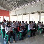 Sebanyak 36 PPS Kecamatan Katibung Resmi Di Lantik