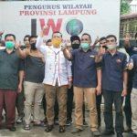 IWO Provinsi Lampung Bersama Irjen Pol (Purn) Ike Edwin Adakan Acara Bincang manis