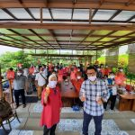 Dwita Ria salurkan bantuan Covid-19 untuk Pemuda Lampung