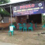 Waspada Virus Corona, Di Kecamatan Metro Kibang Lakukan Penyemprotan Disinfektan Di Setiap Desa