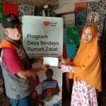 Dengan Dana Zakat, Rumah Zakat Bantu Pelaku UMKM
