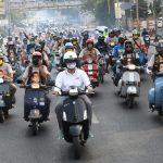 Vespa Mania Akan Berjuang Wujudkan 'Bandar Lampung Baru