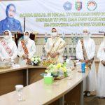 Ibu Riana Sari Arinal Gelar Halalbihalal secara Virtual