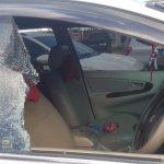 Aksi Pencurian Pecah Kaca Mobil , Pencuri Gondol Uang 200 Juta