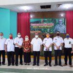 Pelepasan Masa Purnabakti Plt. Kadishut Wiyogo Supriyanto, Gubernur Arinal Apresiasi Pengabdian dalam Melestarikan Hutan Lampung
