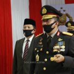 Gubernur Arinal Hadiri Upacara Hari Bhayangkara ke-74 secara Virtual, Presiden Sampaikan 7 Instruksi