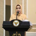 Riana Arinal Minta Dukung Peningkatan Kinerja Suami Wujudkan Rakyat Lampung Berjaya