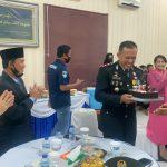 Polres Lampung Utara Gelar Syukuran Hari Bhayangkara ke- 74