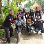 Nggak Nyangka, Begini Aksi Kreatif Forum Bikers BaderHood saat New Normal