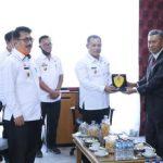 Jajaki Kerjasama, Direktur Pascasarjana Unila Tatap Muka Dengan Bupati Lampung Selatan