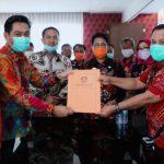 Pemkab Lampung Selatan Tandatangani Addendum Dana Hibah ke KPU dan Bawaslu, KPU Dapat Tambahan Rp.2 Miliar