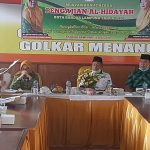 DPD Golkar Bandar Lampung Harapkan Pengajian Al Hidayah, Doa Kan Rycko Menoza Jadi Wali Kota