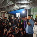 Hipni Hadiri Undangan Pengukuhan ,TTKDH Di Palas