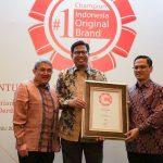 RUMAH ZAKAT KEMBALI RAIH 1ST CHAMPION INDONESIA ORIGINAL BRAND AWARD 2020