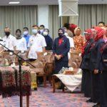 Ketua YJI Cabang Utama, Riana Sari Lantik Ketua YJI Kabupaten Kota se-Provinsi Lampung