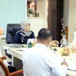 Pemprov Ajak Kanwil Kementerian Agama Provinsi Lampung Bersinergi Wujudkan Lampung Berjaya