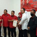 Akhirnya PDIP Melabuhkan Hatinya Kepada Nanang-Pandu Untuk Maju Di Pilkada Lamsel