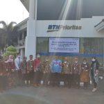 Junaidi Auly Tinjau Pelaksanaan KUR Pada UMKM DI Provinsi Lampung