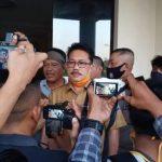 KPK Geledah Kantor Bupati,!  Sekdakab : Pengembangan Kasus Lama