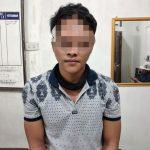 Polsek Sungkai Utara Amankan Pelaku, Diduga Coba Mencuri di Rumah Warga