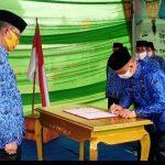 Dewan pengurus Korpri mesuji resmi dilantik oleh ketua provinsi lampung