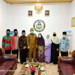 Dendi Ramadhona Kunjungi INSTIDLA, Ingatkan Calon Mahasiswa Teliti Pilih Prodi di Era 4.0