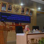 Sekdakab Lampura Drs. Hi. Lekok, MM Hadir Pada Kegiatan Dharma Wanita di Aula Tapis
