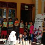 Aktifkan Kembali Rumah Baca, Rumah Zakat salurkan Buku Bacaan