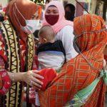 Winarni Kembali Sosialisasikan Swasembada Gizi di Kecamatan Katibung