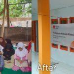 Melalui Wakaf, Rumah Zakat Bangun Kembali Madrasah Miftahussa'adah