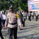 Polres Lampung Selatan Gelar Operasi Patuh Krakatau 2020 14 Hari Kedepan