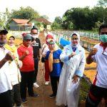 Riana Sari Arinal Support UKM agar Bangkit Kembali Pasca Pandemi Covid-19  Pringsewu
