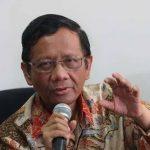 Mahfud MD Tegaskan Soal RUU HIP, Sikap Pemerintah: Hanya Ada 1 Pancasila yang Resmi