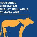 Perayaan Idul Adha Harus Taati Protokol Kesehatan