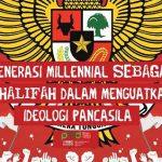 Generasi Milenial Siaga Jaga Pancasila dari Provokasi dan Adu Domba di Medsos