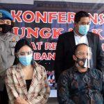Prostitusi Online Bertarif Rp30 Juta, Polisi Tetapkan Artis VS Sebagai Saksi